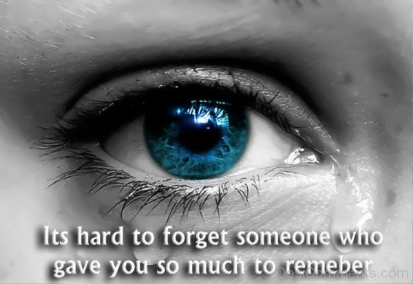 Its Hard To Forget Someone-unb617desi34