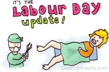 It's The Labour Day Updae