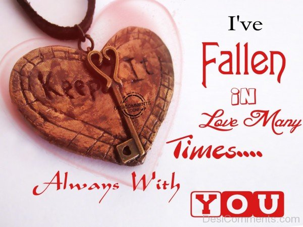 I've Fallen In Love Many Times Always With You - 63