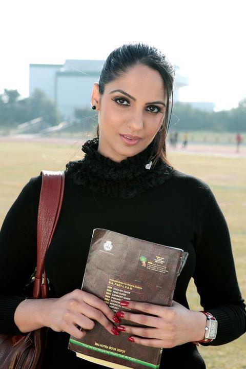 Japji Khaira Holding Books