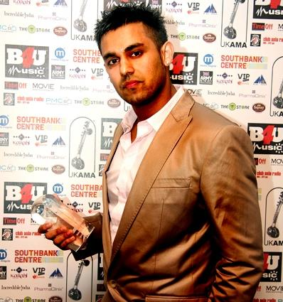 Jaz Dhami During Press Conference