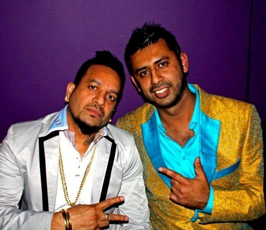 Jazzy B And Aman Hayer