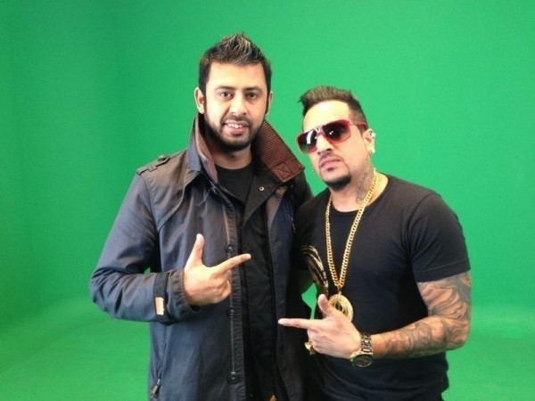 Jazzy B With Aman Hayer