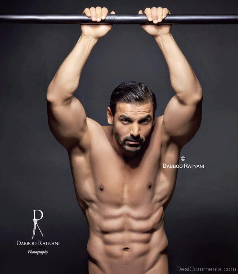 John Abraham Shirtless - DesiComments.com