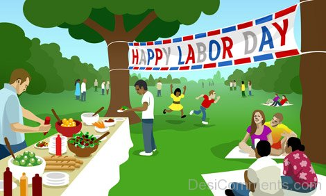Labour Day Party