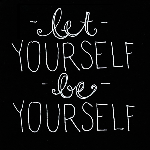 Let Yourself Be Yourself-Dc30