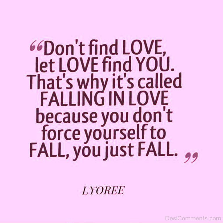 ... /Love-Find-You-Thats-Why-Its-Called-Falling-In-Love-DC454-600x600.jpg