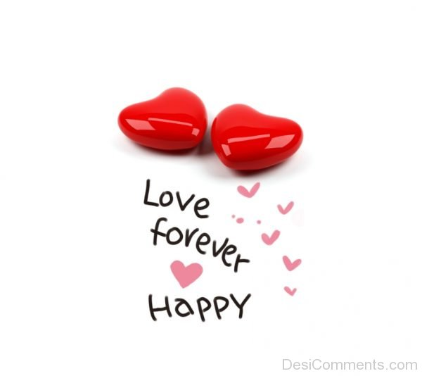 Love Forever Happy Image-DC0112