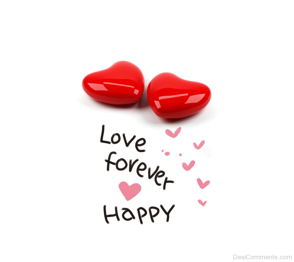 Love Forever Happy Image