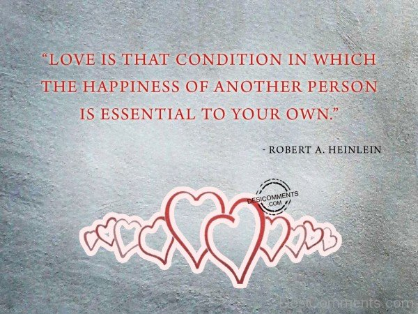 Love Is That Condition - 29