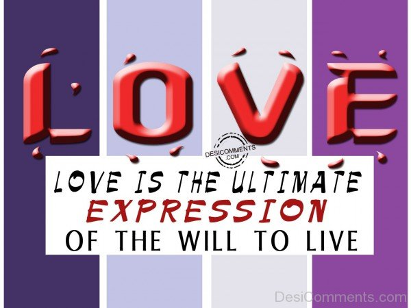 Love Is Ultimate Expression - 2