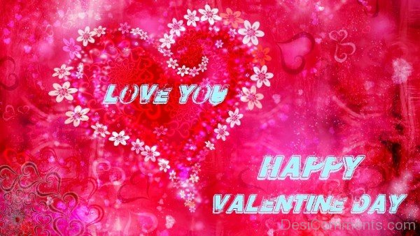 Love You Happy Valentine Day