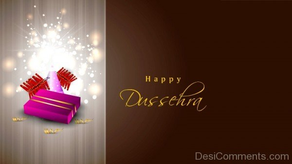 Lovely Image Of Dussehra-DC0224
