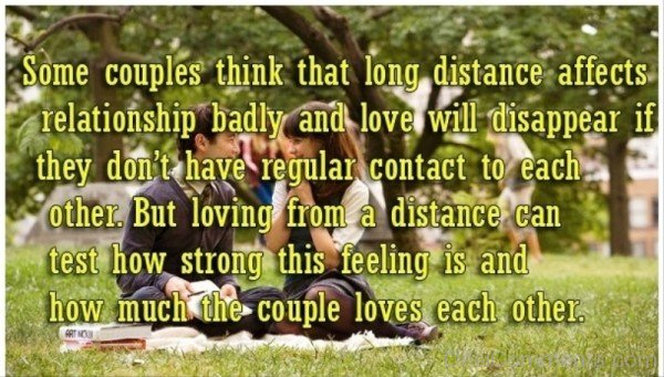 Loving From A Distance- DC531