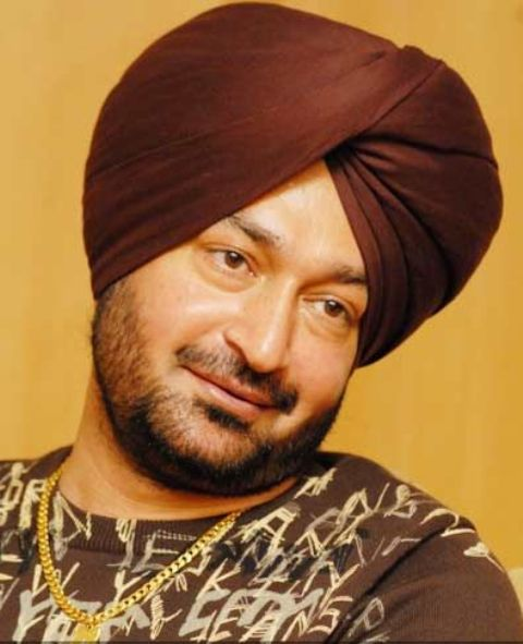Malkit Singh Wearing Brown Turban