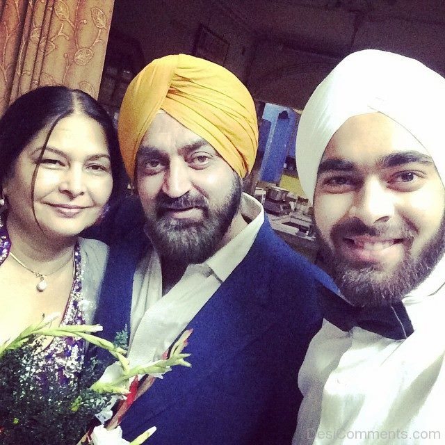 Image result for manjot singh family