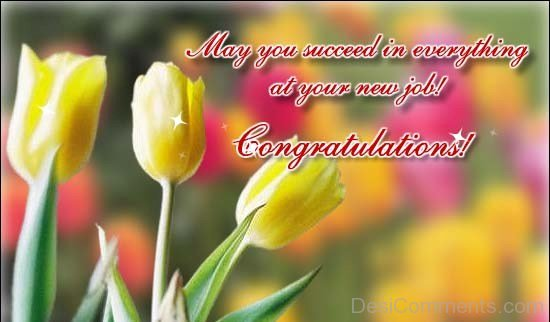 May You Succeed