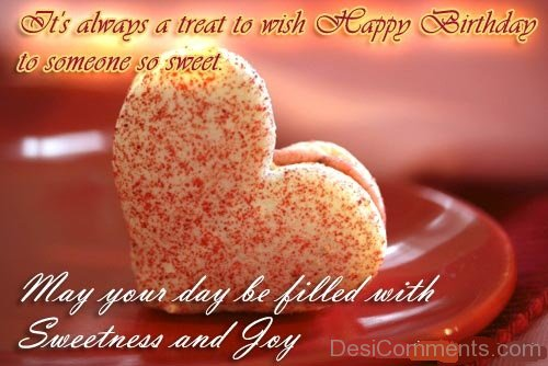 Picture: May Your Day Be Filled With Sweetness