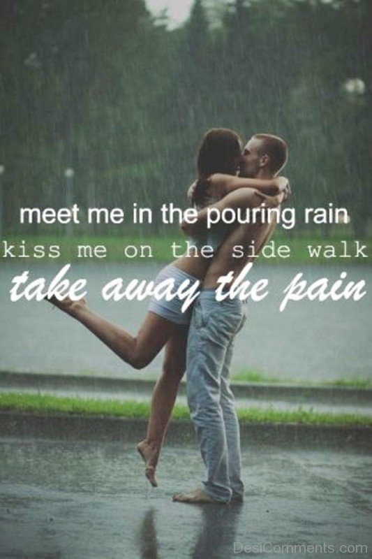Meet Me In The Pouring Rain- DC 32064