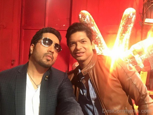 Mika Singh With Shaan
