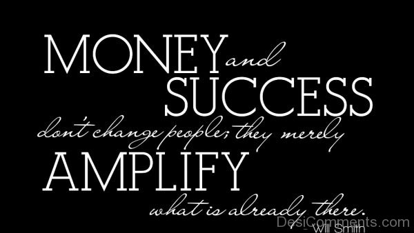 Money And Success-Dc134