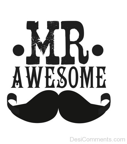 Mr  Awesome