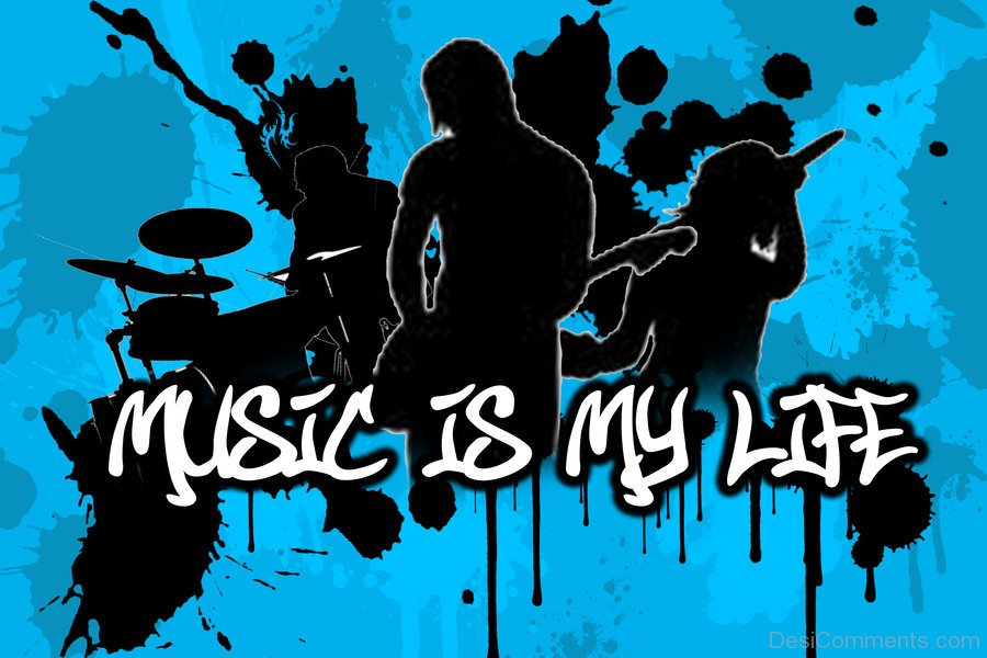 Music Is My Life Wallpapers For Mobile