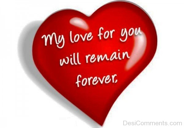 My Love For You Will Remain Forever-YTE320DC01