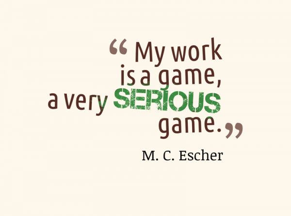 My Work Is A Game-DC43