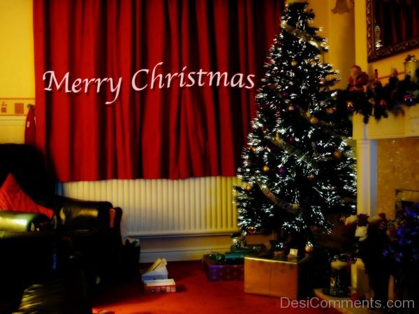 Nice Picture Of Merry Christmas-DC72