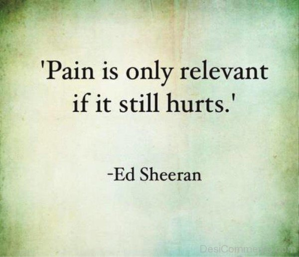Pain Is Only Relevant-qac459DC29