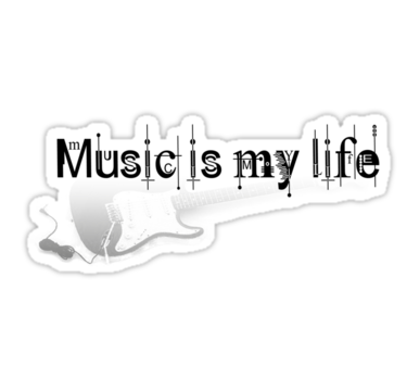 Picture Of Music Is My Life