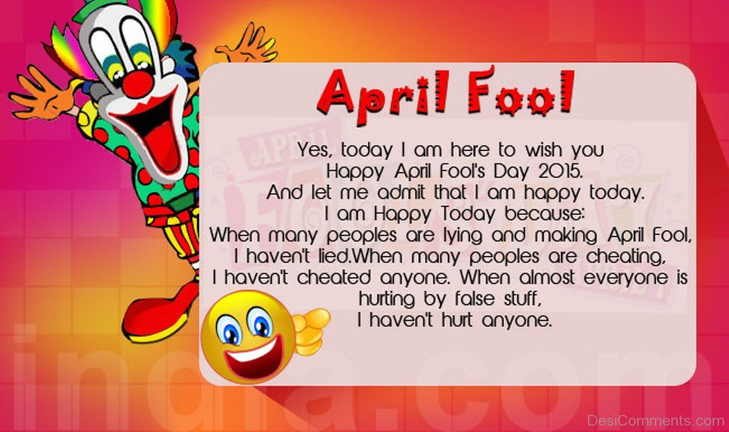 April Fools Day Pictures Images Graphics Page 10