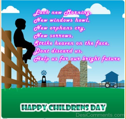 Quote For Childrens Day