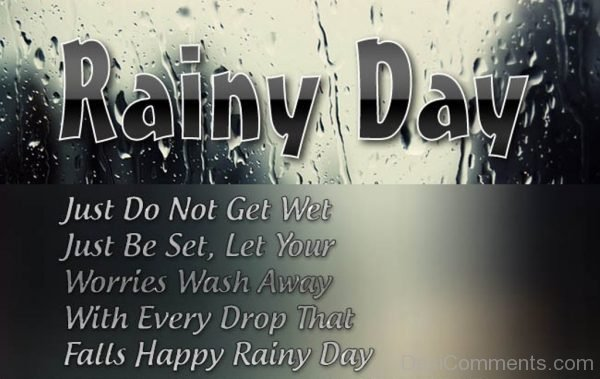 Rainy Day !-DC39