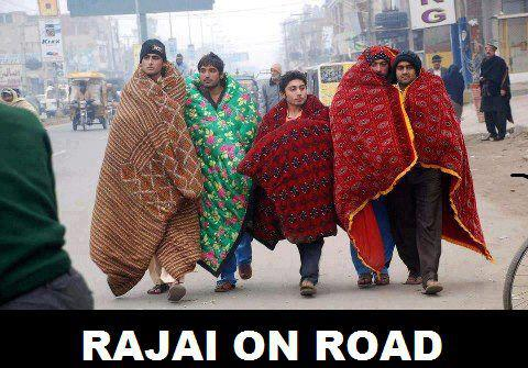 Rajai On Road