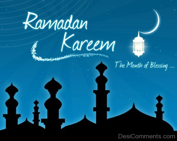 Ramadan Kareem - The Month Of Blessing