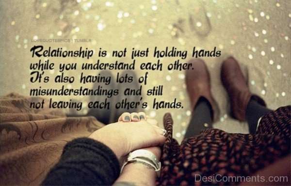 Relationship Is Not Just Holding Hands-luk914DESI19