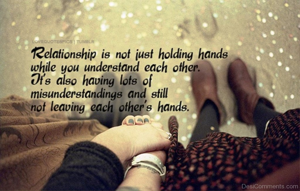 Relationship Is Not Just Holding Hands Desicommentscom