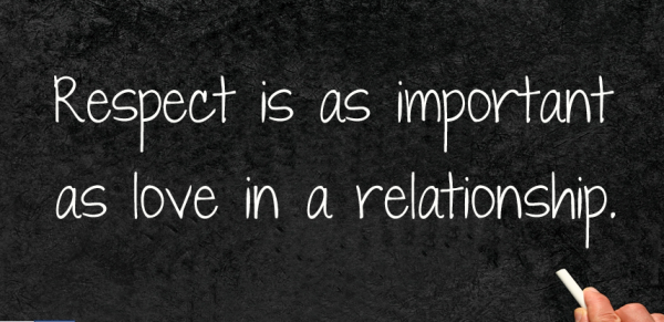 Respect Is As Important As Love In A Relationship-DC12DC50