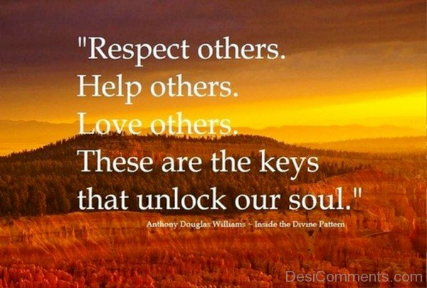 Respect Others Love Others-dc443