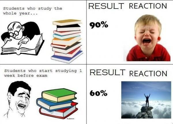 Result Reaction