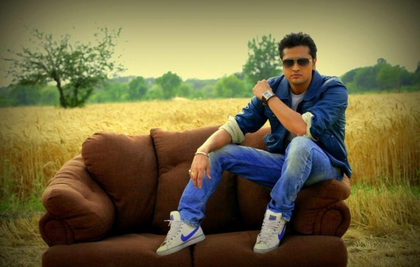 Roshan prince Giving A Pose