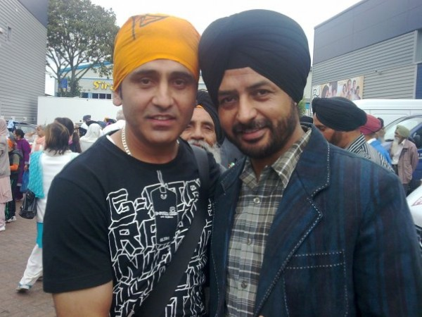 Sarbjit Cheema With Surinder Laddi