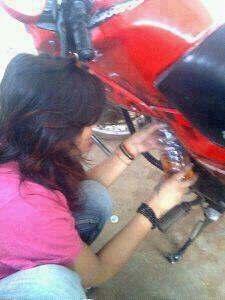 See What Girls Do With Boys Bikes