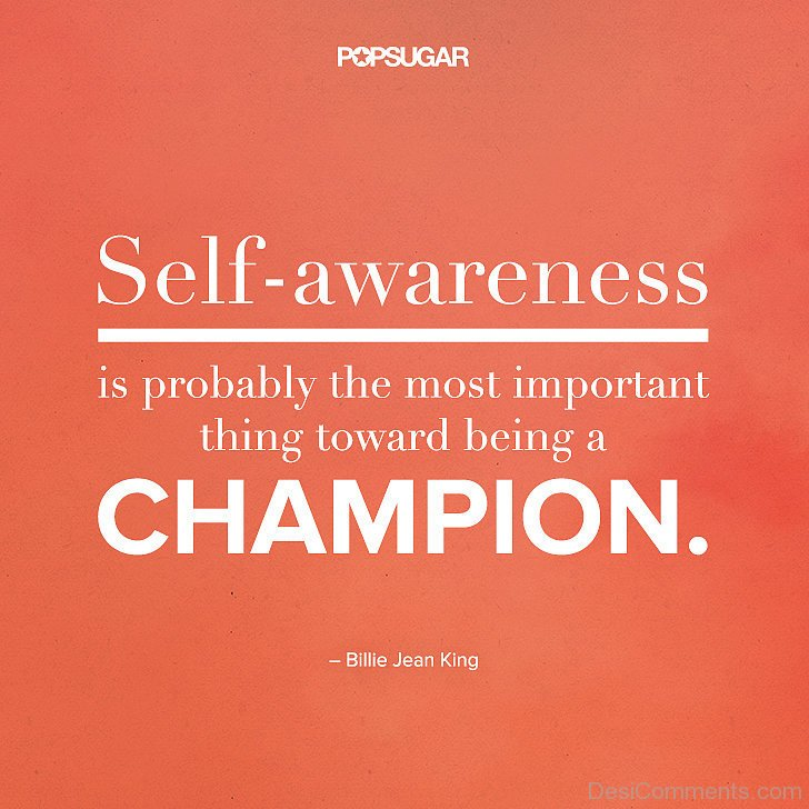 self awareness 1 module #1: self-awareness and self knowledge objectives: participants will recognize their personal strengths and enhance their self-image.