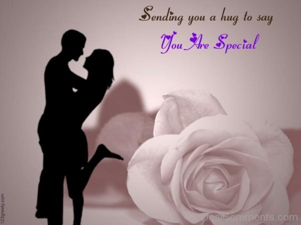 Sending You A Hug To Say You Are Special-DC094