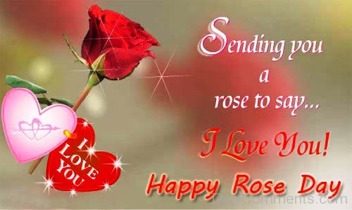 Sending You A Rose Day-lik721DESI07