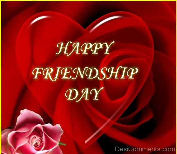 Sending You Heart In Friendship Day