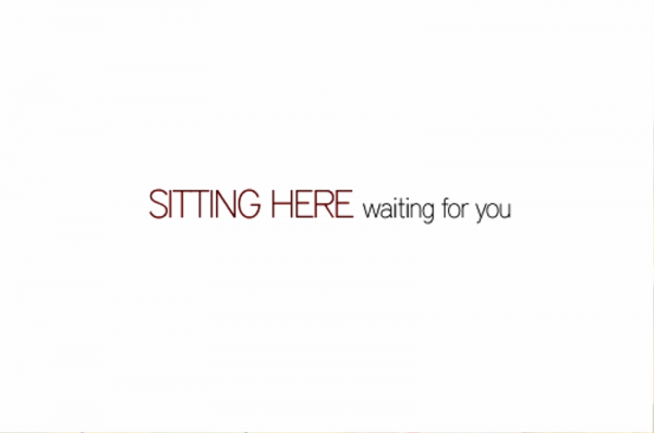 Sitting Here Waiting For You-ecz237DESI08